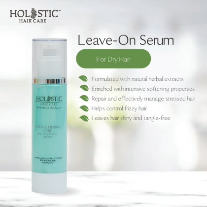 Leave-On Serum (For Dry Hair)